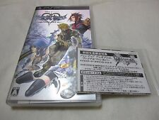 W/First Bonus Card. PSP English Voice. Kingdom Hearts Birth by Sleep Final Mix