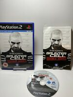 Tom Clancy's Splinter Cell Double Agent (PS2) PlayStation 2 Game