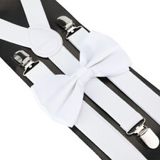 2018 NEWEST Suspender and Bow Tie Set for Adults Men Women Teens (USA Seller)
