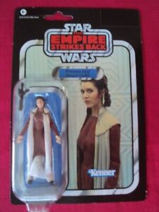 STAR WARS VINTAGE COLLECTION - PRINCESS LEIA Bespin Outfit VC111 CARD HASBRO