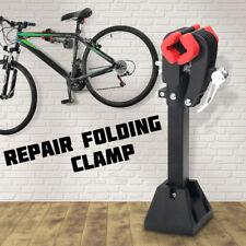 Wall Mount Bike Bicycle Clamp Repair Stand Maintenance Folding Clamp Storage UK