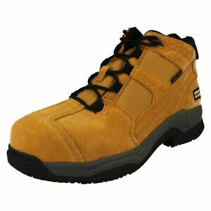 Mens ARIAT Contender Lace Up Safety Boots