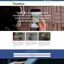 Fully Stocked SMARTPHONE Website Business For Sale |FREE Domain|Hosting|Traffic