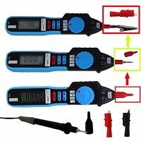 AMS8211D Pen type Digital Multimeter DC AC Voltage Current Meter Tester MC