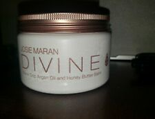 Josie Maran Divine Drip Argan Oil & Honey Butter Balm Peppermint Bark 10oz Read
