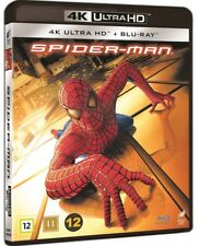 Spider Man 4K UHD + Blu Ray (Region Free)