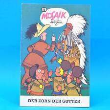 Mosaik 175 Digedags Hannes Hegen Originalheft   DDR   Sammlung original MZ 12