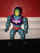 1985 Mattel Masters of The Universe He-Man Terror Claws Skeletor Figure Toy MOTU