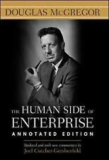 The Human Side of Enterprise, Annotated Edition-ExLibrary