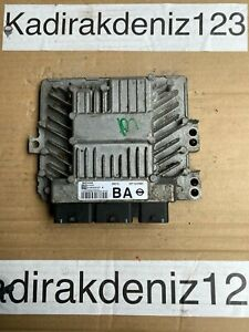 NISSAN QASHQAI 1.5 DCI ENGINE CONTROL UNIT 23710JD59C S180033107A ECU