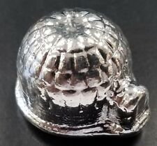 Ericson Mint, 3 Troy Oz .999 Fine Silver! Hand poured! Igloo pattern!