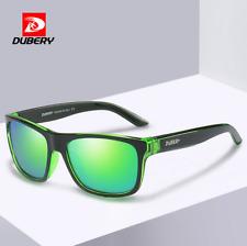 DUBERY Men Polarized Sport Sunglasses Outdoor Driving Fishing Coating Glasses