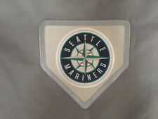 Pottery Barn Teen MLB Seattle Mariners Chenille Patch Pillow Sham Gray NWOT