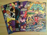 NEW GODS comic lot of 5 DC VF/NM