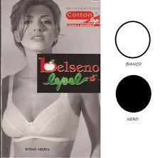 REGGISENO LINEA BELSENO LEPEL ART 650 IN COTONE SENZA FERRETTO TG. 2-3-4-5-6-7