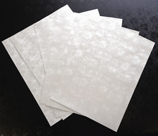 20 A4 PAPER DANDY WHITE TAPESTRY BRODERIE DESIGN 120GSM MATCHES OUR POCKETFOLDS