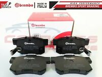 FOR HONDA CIVIC TYPE R EP3 S2000 2.0 2.2 BREMBO REAR BRAKE PAD PADS 1999-2009