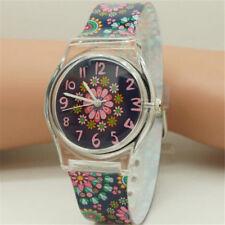 Women Quartz Watches Fashion Children Girls Watch for Students Kids Wristwatches