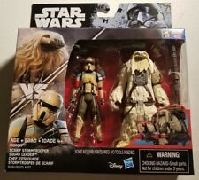 """Star Wars Rogue One Moroff VS Scariff Stormtrooper 3 3/4"""" Action Figure"""
