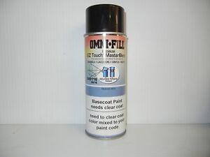 * Base Coat Custom Mix Spray Can Paint B30 Blue Metallic For Nissan and Infiniti