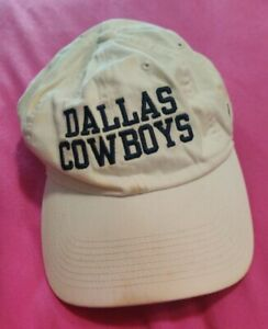 Nike Dallas Cowboys Hat Cap One Size Fits Most