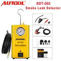 SDT202 EVAP Smoke Machine Fuel Pipe Cooling Tank Leak Smoke Leakage Detector