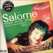 Richard Strauss: Salome; Solti (2CD's, 2006, Decca) LIKE NEW / FREE SHIPPING