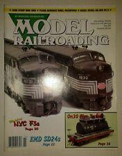 Model Railroading Magazine January 2005