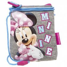 1efbbb634d609 Minnie Maus Brustbeutel Kinder Geldbörse Geldbeutel Portemonnaie Mouse