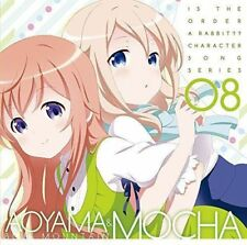 GOCHUMON WA USAGI DESU KA?? CHARACTER SONG SERIES 08 AOYAMA...-JAPAN CD C94