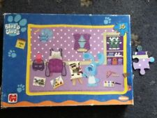 Blue Clues Jigsaw 35 Large pieces