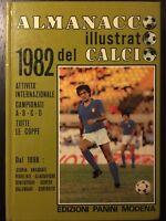 Almanacco illustrato del calcio 1982 - AA.vv. - Edizioni Panini [Beltrami]