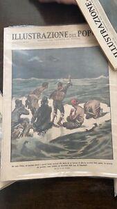 Topolino Illustrazione del Popolo 1930