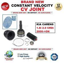 FOR KIA CARENS 1.8i 2.0 CRDi 2000-> NEW CONSTANT VELOCITY CV JOINT ADL BLUEPRINT