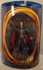 Lord Of The Rings LOTR Return Of The King Super Poseable Pelennor Fields Aragorn