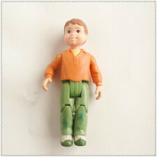 "Fisher Price Loving Family Dollhouse Doll People boy action figure  4"" #t2"