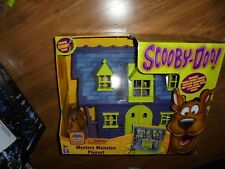 "Scooby-Doo ""Mystery Mansion"" Playset Hanna-Barbera 2014"