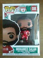 Mohamed Salah Liverpool FC Funko Pop 08