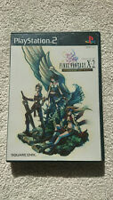 Final Fantasy X-2: International + Last Mission - Sony PS2 [NTSC-J] - Complete
