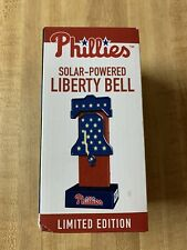 Philadelphia Phillies Solar Powered Liberty Home Run Bell, SGA 7/1/18