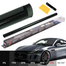 PRO 70% CAR WINDOW TINT ROLL 2X 3M x 76CM FILM TINTING SHALLOW ULTRA LIGHT