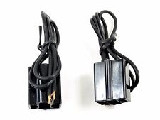 GM Headlight Wiring Sockets- 2 Wire- For Sealed High Beam Bulbs- Qty.2- #006T