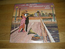 THE CANDLELIGHT & WINE ALBUM various artists LP Record - Sealed