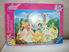 Ravensburger Puzzle 13926 - Funkelnde Prinzessinnen Disney Belle Cinderella
