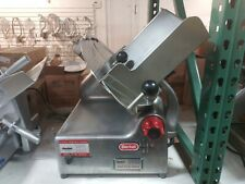 Berkel 919/1 Commercial 2-Speed Automatic or Manual Gravity Feed Slicer