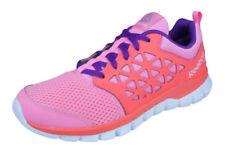 Calzado de niña zapatillas deportivas Reebok sintético