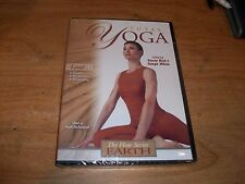 (2) Total Yoga Level 1 & 2: The Flow Series Water & Earth Tracey Rich (DVD 2004)