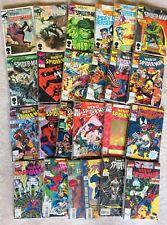WEB OF SPIDER-MAN 1985 FULL RUN 1-129 + Annuals 150 MARVEL comics EX High grade