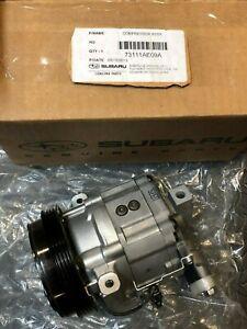 New OEM Subaru A/C Compressor (04-08 Baja) Part# 73111AE09A