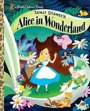 NEW Walt Disney's Alice in Wonderland (Little Golden Books) by RH Disney